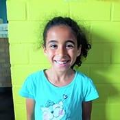 Aya, tweede leerjaar