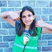 Erleta, vierde leerjaar