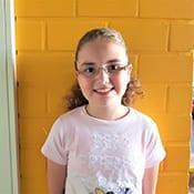 Meryem, tweede leerjaar