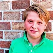 Tom, vijfde leerjaar